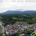 長湯温泉 ドローン空撮4K写真 20160630 vol.3