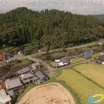 長湯温泉 ドローン空撮4K写真 20160915 vol.3