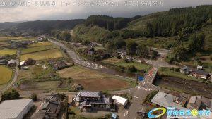 長湯温泉 ドローン空撮4K写真 20160915 vol.4 Aerial in drone the Nagayu onsen