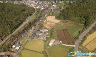 身も心も癒される長湯温泉 ドローン空撮4K写真 20160915 vol.6 Aerial in drone the Nagayu onsen