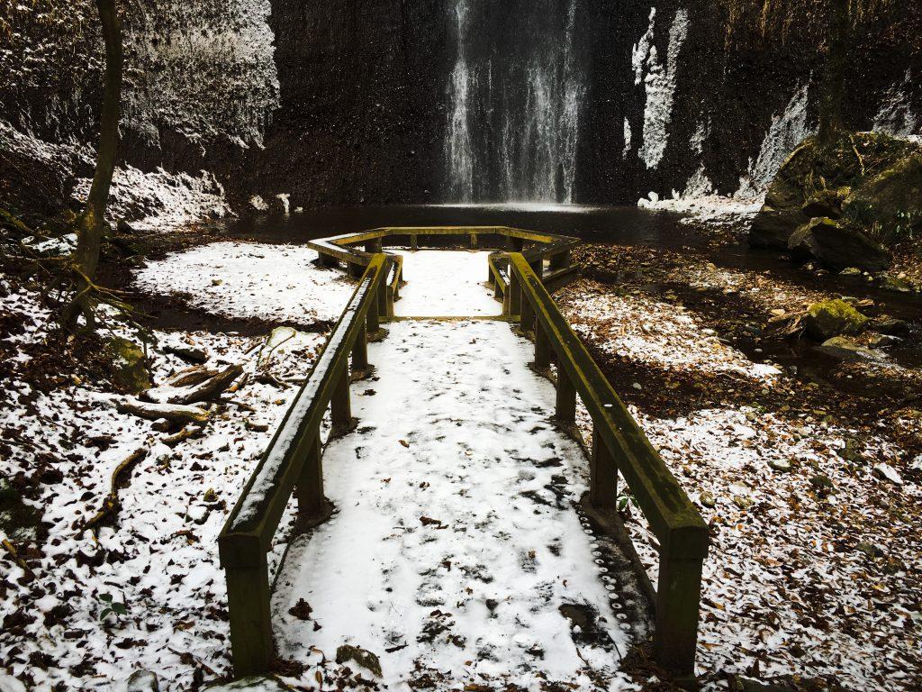 清滝 直入町 大分 長湯温泉 ジブリ もののけ姫の世界