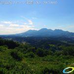 天空の杜からの長湯温泉ドローン撮影 (4K) 写真 Vol.1 20170605