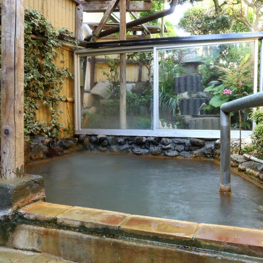 紅葉館 露天風呂